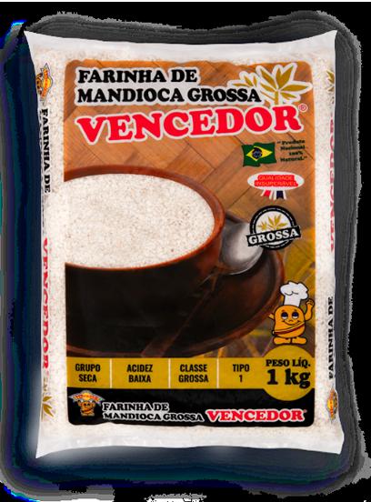 Farinha de Mandioca Grossa