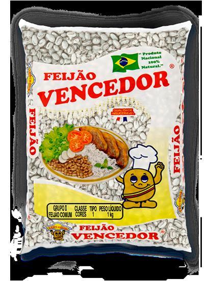 Feijão Carioca Vencedor
